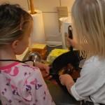 Børnene bager 1