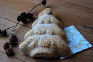Julebrød grovbrød