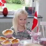 Saras børnefødselsdag