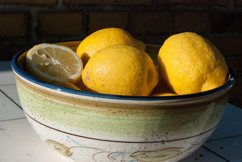 citronskål